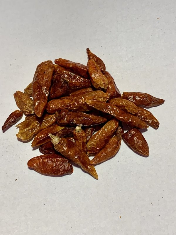 "Chillies ganz, ""Birdeyes"" 30g"